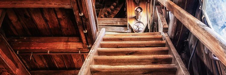 Treppenstufenmatten