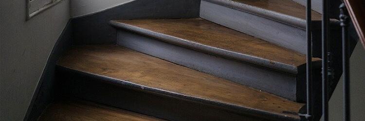 herkömmlicher Stufenmatten